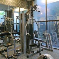 Отель Furamaxclusive Sukhumvit Бангкок фитнесс-зал фото 2