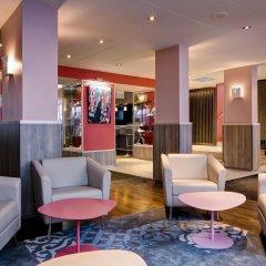 Отель Hôtel Axotel Lyon Perrache интерьер отеля