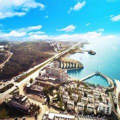 Asrin Beach Hotel Турция, Аланья - отзывы, цены и фото номеров - забронировать отель Asrin Beach Hotel - All Inclusive онлайн приотельная территория фото 2