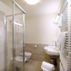 Отель San Francesco Hotel Италия, Лорето - отзывы, цены и фото номеров - забронировать отель San Francesco Hotel онлайн ванная