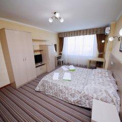 Отель Лазурный берег(Анапа) комната для гостей