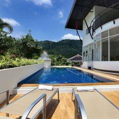 Отель Villa Nap Dau 8 Bedrooms бассейн фото 3