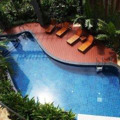 Отель Phuket Ecozy Hotel Таиланд, Пхукет - отзывы, цены и фото номеров - забронировать отель Phuket Ecozy Hotel онлайн бассейн фото 3
