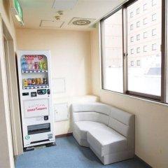 Отель Capsule and Sauna Century Япония, Токио - отзывы, цены и фото номеров - забронировать отель Capsule and Sauna Century онлайн комната для гостей фото 3