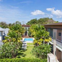 Отель Parida Resort балкон