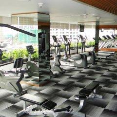 Отель Fraser Suites Sukhumvit, Bangkok Таиланд, Бангкок - отзывы, цены и фото номеров - забронировать отель Fraser Suites Sukhumvit, Bangkok онлайн фитнесс-зал