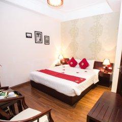 Hanoi Central Park Hotel комната для гостей фото 2