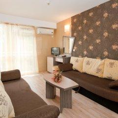 Отель Kotva Болгария, Солнечный берег - отзывы, цены и фото номеров - забронировать отель Kotva онлайн комната для гостей фото 2