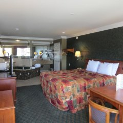 Отель Crystal Inn Suites & Spas интерьер отеля фото 3