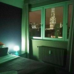 Апартаменты Apartments AMS Brussels Flats Брюссель сейф в номере