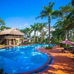 Saigon Halong Hotel бассейн