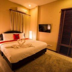 Отель The Time Grand 3 Bedroom Villa 46 сейф в номере