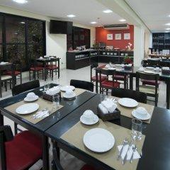 Отель Comfort Inn & Suites Ribeirão Preto Бразилия, Рибейран-Прету - отзывы, цены и фото номеров - забронировать отель Comfort Inn & Suites Ribeirão Preto онлайн питание