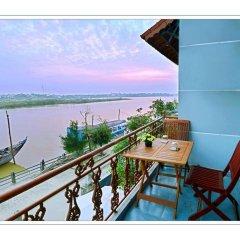 Отель Hai Dang Homestay балкон