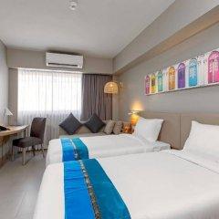 Oakwood Hotel Journeyhub Phuket комната для гостей фото 2