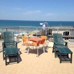 Hotel Grazia пляж фото 2