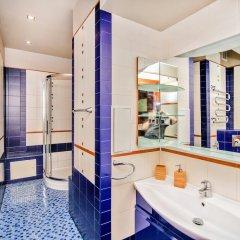 Гостиница ApartExpo on Pobedy Square 2 ванная