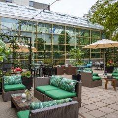 Отель Park Inn by Radisson Stockholm Solna Швеция, Солна - отзывы, цены и фото номеров - забронировать отель Park Inn by Radisson Stockholm Solna онлайн интерьер отеля фото 3