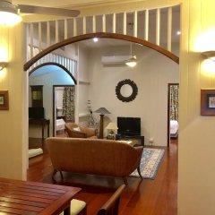Отель The Denison Cottage Фиджи, Вити-Леву - отзывы, цены и фото номеров - забронировать отель The Denison Cottage онлайн интерьер отеля
