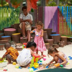 DoubleTree Resort by Hilton Hotel Fiji - Sonaisali Island детские мероприятия