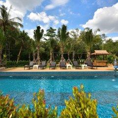 Отель River Front Krabi Hotel Таиланд, Краби - отзывы, цены и фото номеров - забронировать отель River Front Krabi Hotel онлайн бассейн фото 3