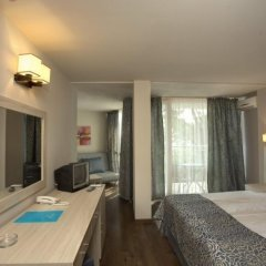 Slavey Hotel комната для гостей фото 5