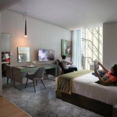 Отель ibis Styles Dubai Jumeira комната для гостей фото 3