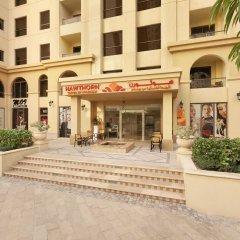 Ramada Hotel & Suites by Wyndham JBR Дубай вид на фасад