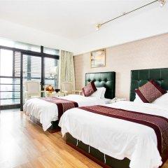Отель Nomo Times International YOU Apartment Китай, Гуанчжоу - отзывы, цены и фото номеров - забронировать отель Nomo Times International YOU Apartment онлайн комната для гостей фото 4
