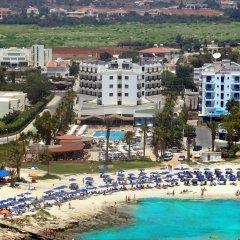 Pavlo Napa Beach Hotel in Ayia Napa, Cyprus from 144$, photos, reviews - zenhotels.com beach