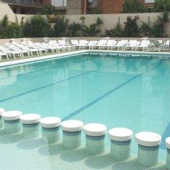 Отель Mont-Rosa бассейн фото 2