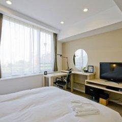 Отель Residential Hotel B:CONTE Asakusa Япония, Токио - 1 отзыв об отеле, цены и фото номеров - забронировать отель Residential Hotel B:CONTE Asakusa онлайн удобства в номере