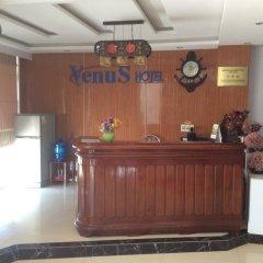 Отель Venus Hotel Вьетнам, Халонг - отзывы, цены и фото номеров - забронировать отель Venus Hotel онлайн интерьер отеля