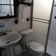 Hotel Cafe Real ванная