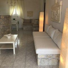 Отель Sand & Sea design apartment Греция, Пефкохори - отзывы, цены и фото номеров - забронировать отель Sand & Sea design apartment онлайн комната для гостей фото 5