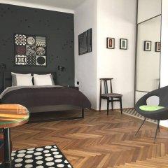 Отель MdM Studio Польша, Варшава - отзывы, цены и фото номеров - забронировать отель MdM Studio онлайн комната для гостей