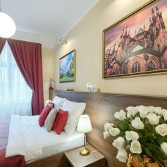 Отель Residence Milada Чехия, Прага - отзывы, цены и фото номеров - забронировать отель Residence Milada онлайн комната для гостей фото 12