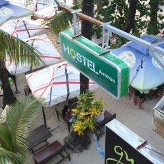 Отель Hostel Avenue Филиппины, остров Боракай - отзывы, цены и фото номеров - забронировать отель Hostel Avenue онлайн балкон