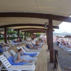 Отель Palmet Beach Resort Кемер пляж фото 2