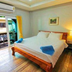 Отель Jomtien Beach Pool House комната для гостей фото 2