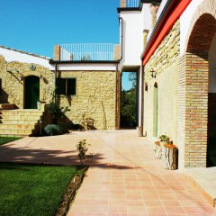 Отель La Casa Rossa Country House Пьяцца-Армерина фото 2