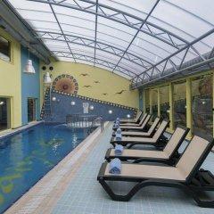 Alaiye Kleopatra Hotel бассейн