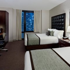Отель Distrikt Hotel New York City США, Нью-Йорк - отзывы, цены и фото номеров - забронировать отель Distrikt Hotel New York City онлайн комната для гостей фото 5