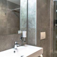Отель Focus Poznan Польша, Познань - 1 отзыв об отеле, цены и фото номеров - забронировать отель Focus Poznan онлайн ванная фото 2