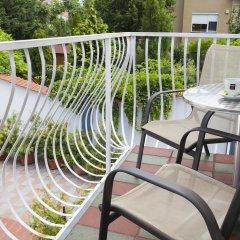 Hotel Passzio Panzio балкон