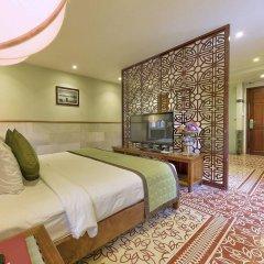 Отель Green Heaven Hoi An Resort & Spa Хойан комната для гостей фото 4