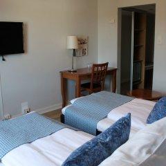 Отель Scandic City Fredrikstad Фредрикстад сейф в номере