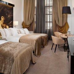 Отель Gran Melia Palacio De Los Duques Испания, Мадрид - 2 отзыва об отеле, цены и фото номеров - забронировать отель Gran Melia Palacio De Los Duques онлайн комната для гостей фото 2