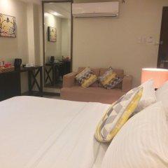 Отель Belian Hotel Филиппины, Тагбиларан - отзывы, цены и фото номеров - забронировать отель Belian Hotel онлайн комната для гостей фото 3