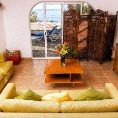 Отель Villa Oceano Мексика, Сан-Хосе-дель-Кабо - отзывы, цены и фото номеров - забронировать отель Villa Oceano онлайн интерьер отеля фото 2